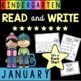FREE Snowy Sledding Reading Comprehension Passage - January Literacy Center