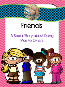 Social Story: Being Nice to Others