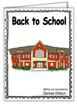 FREE Social Story (Illustrated) - Back to School