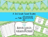 FREE Social Studies Game: Saving Your Resources!