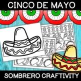 FREE!! Cinco de Mayo Sombrero Crown Craftivity!