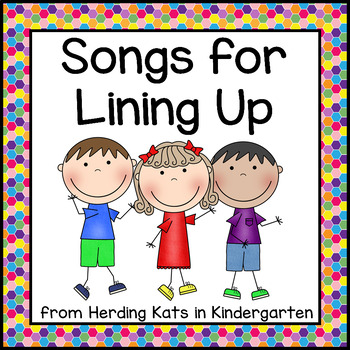 FREE Songs to Use for Lining Up