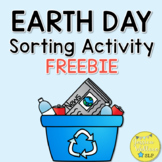 Earth Day FREE Sorting Activity for recyclables