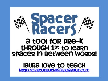 FREE Spacer Racers