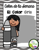 El color gris