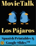 FREE Spanish MovieTalk & Google SlidesTM.  Presente de Verbos Regulares Español
