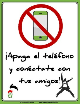 FREE Spanish Number Cards with Multiple Uses.  Los Números en Español
