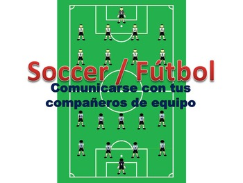 FREE Spanish Soccer PowerPoint