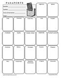 FREE Spanish Speaking Country Passport Page