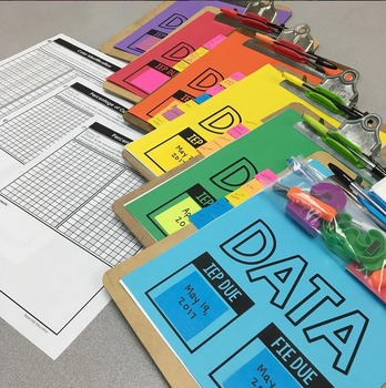 It is an image of Refreshing Printable Data Sheets Special Education