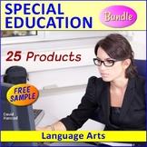 FREE - Special Education Language Arts: Editing Worksheet