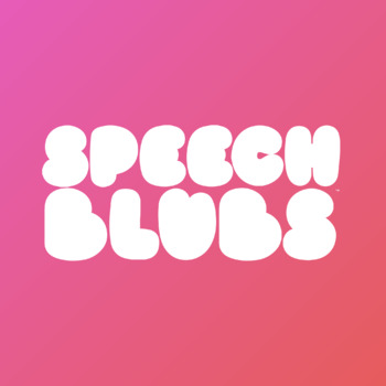 FREE Speech Blubs App: Language Therapy