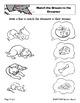FREE Speech & Language No Prep Printable Activity - Pre-K, Preschool, Kinder
