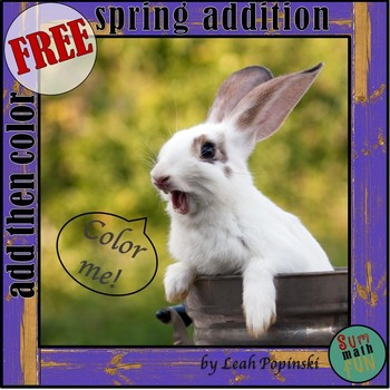 FREE Addition Activity
