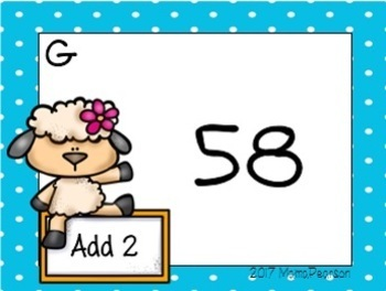 FREE Spring Addition Task Cards