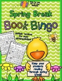 FREE Spring Book Bingo Reading Incentive for Elementary Students