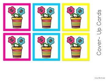Spring Themed April Calendar Cards Pack