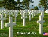 FREE - Spring | Clip Art & Poster | Memorial Day