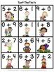 FREE Math Sorts - Addition Center