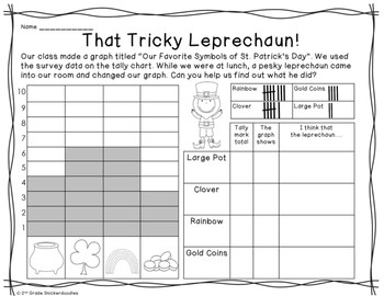 FREE Spring Graphing Activities
