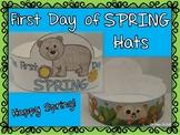 FREE Spring Hat Craft