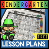 FREE St. Patrick's Day Activities for Kindergarten and Fir