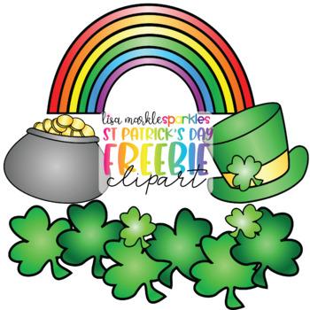 FREE St Patrick's Day Clip Art