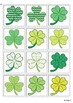 FREE Saint Patrick`s Day Matching File Folders for Autism