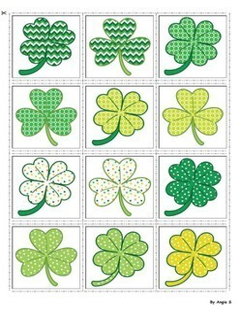 FREE Saint Patrick`s Day Activity