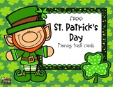 FREE St. Patrick's Day Money Task Cards (2nd/3rd grade)