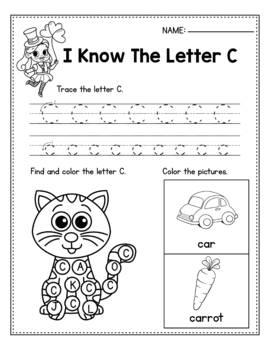 FREE St Patricks Day Activities For Kindergarten (Math & Literacy No Prep)