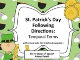 FREE St. Patrick's Day Following Directions: Before/After