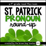 {FREE} St. Patrick's Day Pronoun Roundup