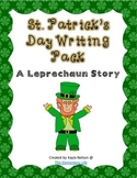 FREE St. Patrick's Day Writing Pack