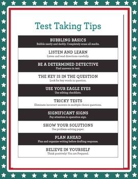 Standardized Test Prep {FREE}