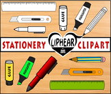FREE Stationery Clip Art