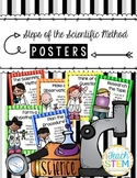 STEM Steps of the Scientific Method Posters Anchor Charts