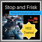 FREE: Stop and Frisk