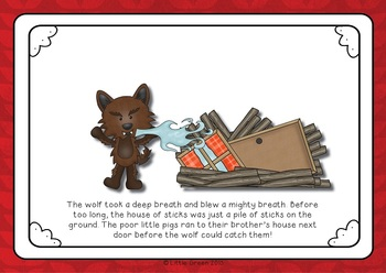 {FREE} Story Book: The Three Little Pigs