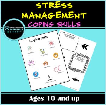 Coping Skills Worksheets Teaching Resources Teachers Pay Teachers