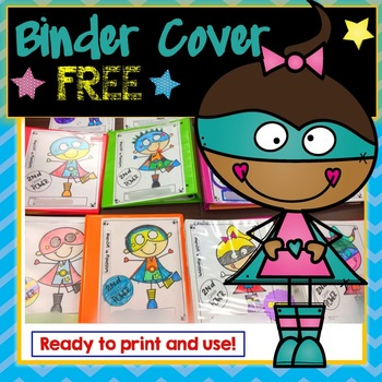 FREE -Student Binder Cover