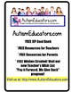 FREE Student Information Para Tags (Special Education and Autism Resource)