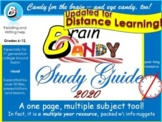 The Brain Candy Study Guide for Teens, 2020