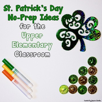 FREE Styled Images {St. Patrick's Day} for Teachers and Teacherpreneurs