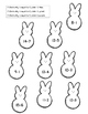 FREE Subtraction Bunnies Basic Facts 0-20