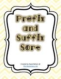 Suffix and Prefix Sort