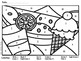 FREE Summer Color by Number (Coloring Page)