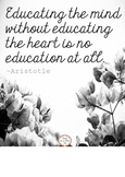 FREE ~ 4 Inspirational Quotes for Teachers ~