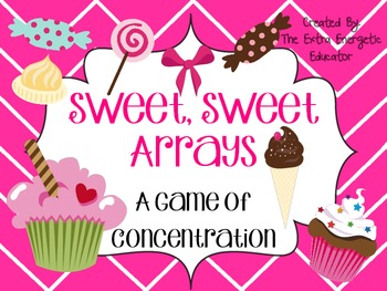 {FREE} Sweet, Sweet Arrays: A Game of Concentration