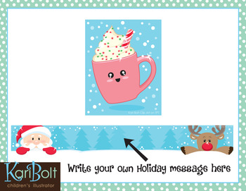 FREE TPT Store Holiday/Christmas Banners
